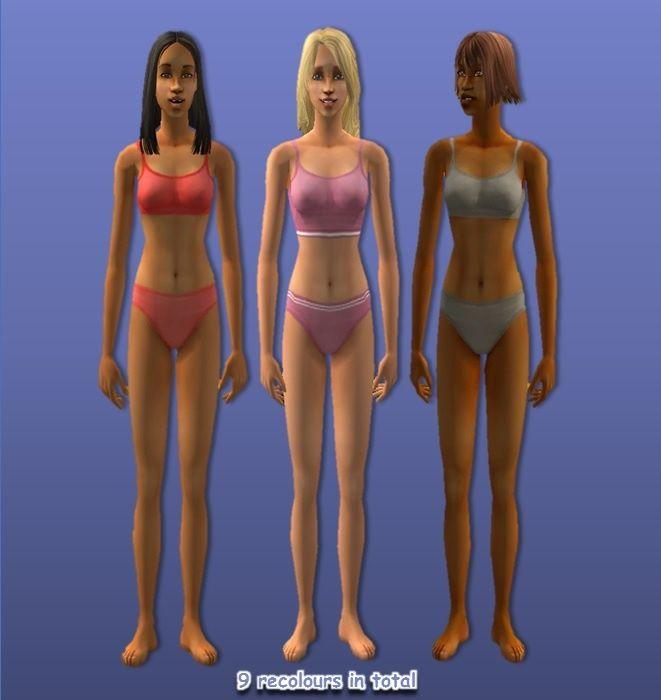Nindl's Sims