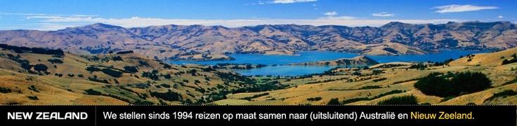 Reizen Nieuw Zeeland / vakantie reizen specialist voor Nieuw Zeeland