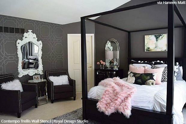 Best 25+ Bedroom wall designs ideas on Pinterest   Bedroom ...