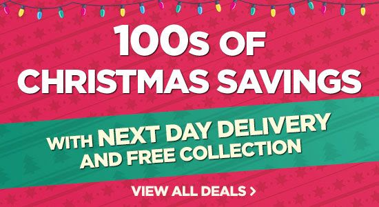 10% off the marked price on all Windows 2-in-1 Laptops with voucher code: 10LAPTOP at checkout or Save £40 off the marked price of selected smart TVs with code: TV40. [Visit] for Christmas & New Year Photography & Geek Tools, Toys, Gadgets & More Electronics Gift Ideas