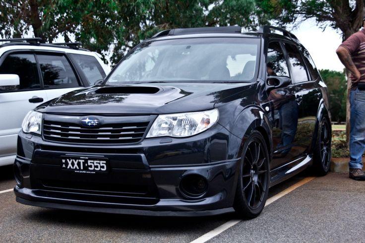 Nice Subaru 2017 Gallery For > Custom Subaru Forester
