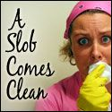 A Slob Comes Clean// I love her I'm so glad I'm not the only one who really struggles with keeping up with my home!