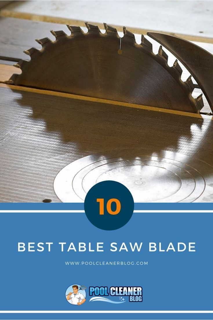 The Best Table Saw Blade In 2020 Table Saw Blades Best Table Saw Table Saw