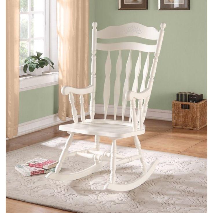 wonderful rocking chair chambre bebe #7: house shape book shelf