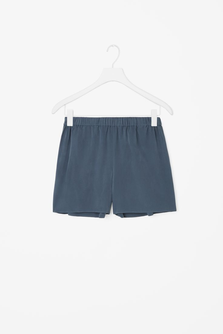 COS | Silk shorts