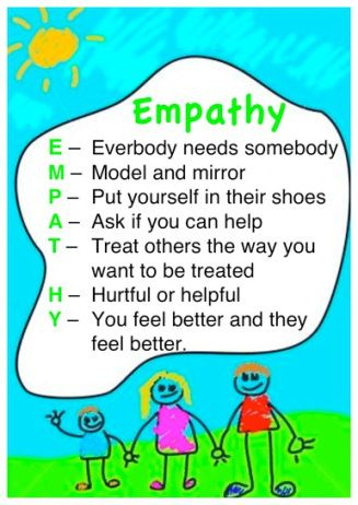 Empathy is the most important quality I look for in men. Most don't have it =(