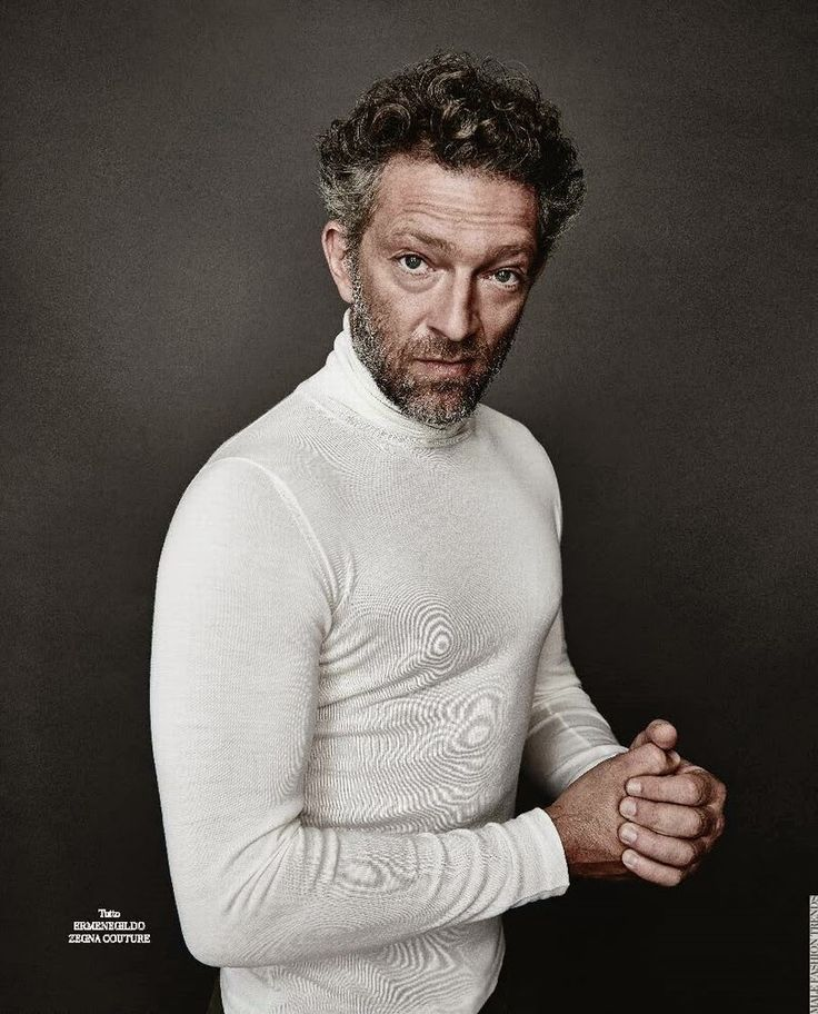 Vincent Cassel Para Panorama ICON Abril 2015 W 2019