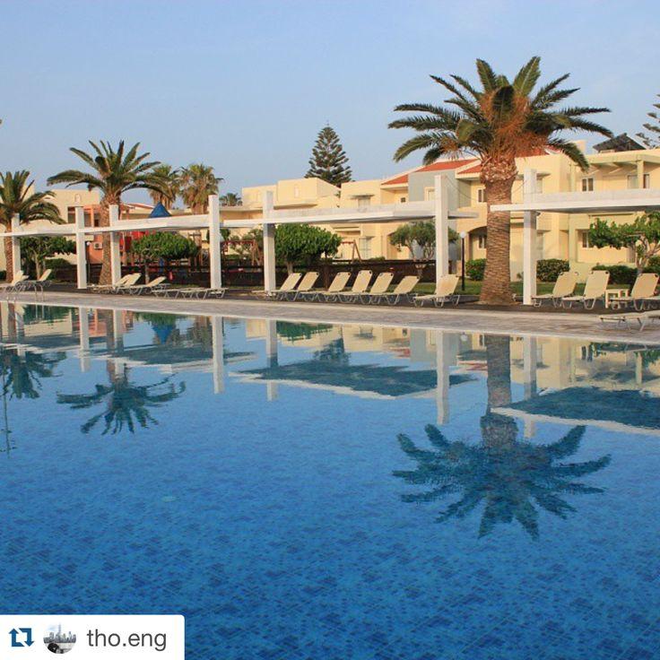 Check-in to happiness at #Kipriotis Village Resort! #KipriotisHotels #Kos2015 ©tho.eng via Instagram