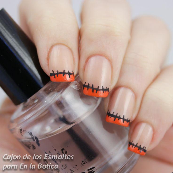 Halloween: ideas sencillas para decorar las uñas Halloween: simple nail art ideas