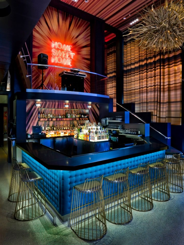 W hotel san diego uncommon common areas pinterest for Ruxxa design hotel 3