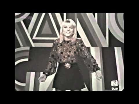 France Gall - Poupée de cire, poupée de son (TVE 1970, restaurée) - YouTube