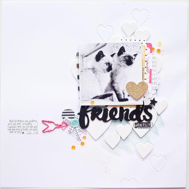 Friends+(mostly) - Scrapbook.com