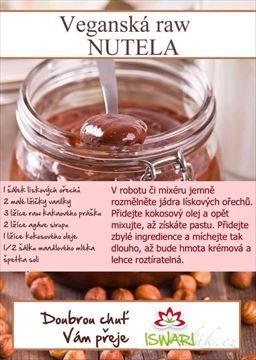 Zobrazit detail - Recept - Domácí raw nutela