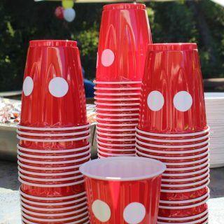 Guirnalda de Mickey Mouse para cumpleaños infantiles | Manualidades para Cumpleaños