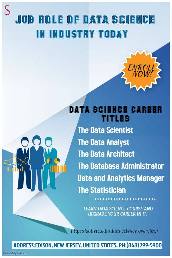 Job Role Of Data Science In Industry Today Learn Datasciencecourse And Upgrade Your Career In It Call 848 299 5900 Data Science Science Programs Data