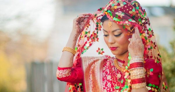 19 Reasons Why Indian Brides Are The Most Beautiful Ever