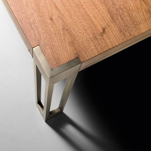 Large Modern Italian Designer Dining Table At Juliette S Interiors