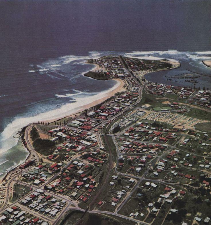1956 Coolangatta #goldcoast #beach #australia