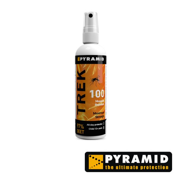 Pyramid-Trek-100-120ml 100% Deet Insect Repellent