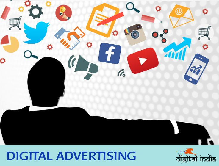 Digital is the future of Advertising...   #digitalindia #digital #digitalmarketing #digitaladvertising #online #onlinemedia #advertising #marketing