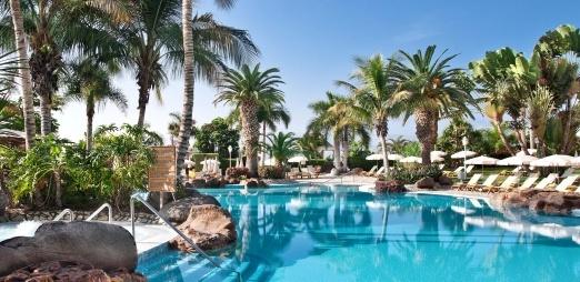 Paradise all year round: Hotel Jardines de Nivaria, pool