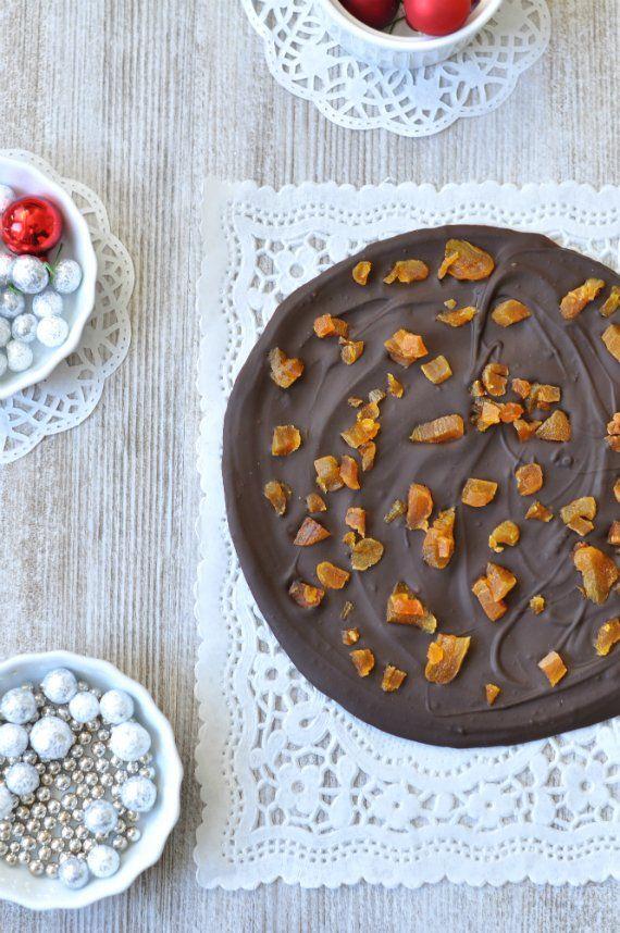Karácsonyi csokifrizbi – a legegyszerűbb gasztroajándék | Csak a Puffin