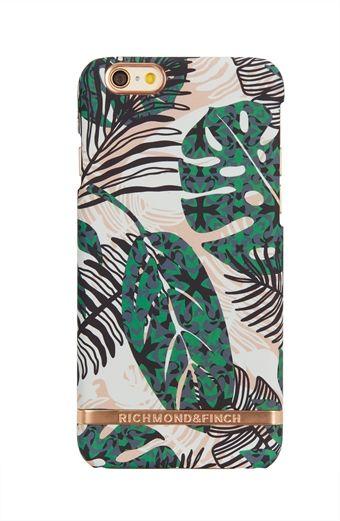 Tropical Leaves  www.richmondfinch.com
