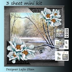 Winter Nature on Craftsuprint - View Now!