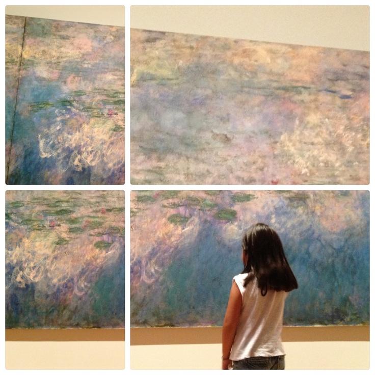 Innocence and Monet <3