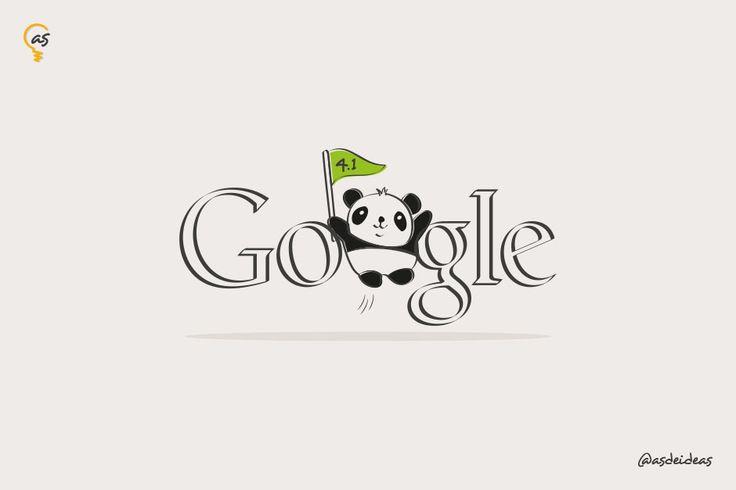 ¡Google  lo volvió a hacer!  El mes de octubre inició y trajo consigo al nuevo Panda 4.1. Esta actualización de la versión Panda 4.0, representa la optimización de los algoritmos del buscador para detectar contenido de baja calidad en los sitios web.  #Google #panda4.1 #actualizacionalgoritmo  #buscadores #Diseñografico #postales #asdeideas