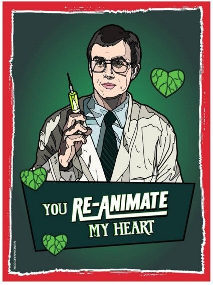 spread your love with these creative horror movie valentines bloody disgusting