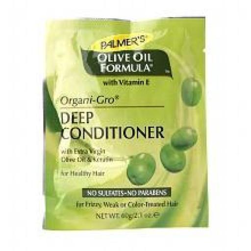Palmer's Olive Oil Organi Gro Deep Conditioner.  Acondicionador profundo de Aceite de Oliva. www.rizadoafroymas.es