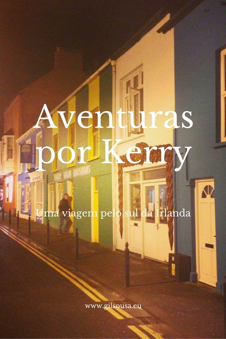Aventuras pelo condado de #Kerry #Irlanda #RingOfKerry #Dingle