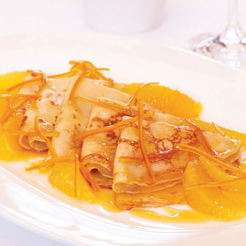 Crepes Suzette from the Glavin Brothers, Great British Chefs