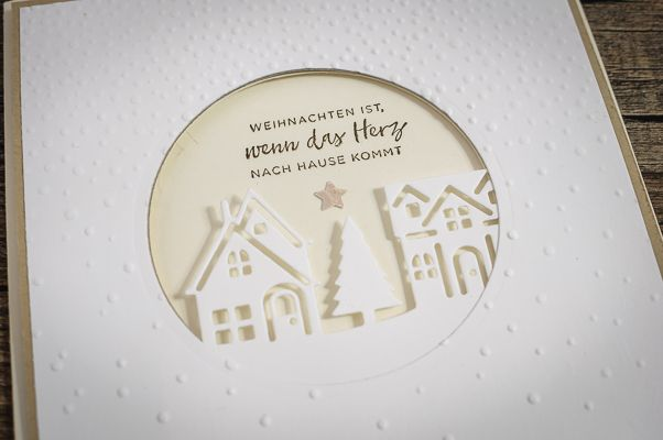 Stampin'Up hearts come home
