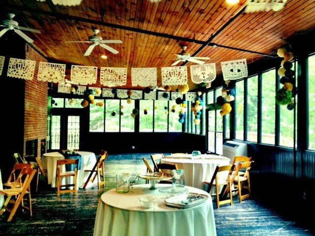 our reception venue the millstone at adams pond columbia sc sarah bennett wedding
