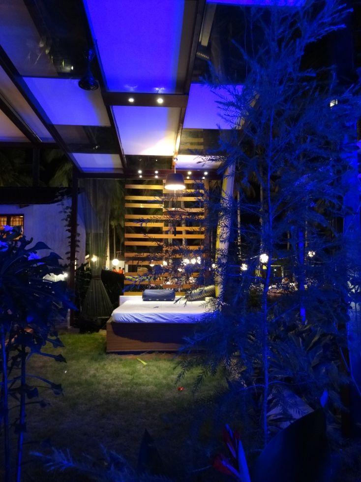 The Starlight Room At Elements Bangalore Outdoor Wedding Venue Garden