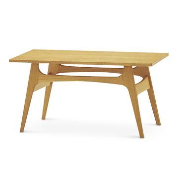 MARUNI60/オークフレームコーヒーテーブル ナチュラル 39900yen ありそうでないシンプルな木枠でできたコーヒーテーブル