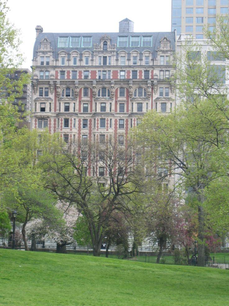 luxury prewar manhattan new york city apartment The Chatsworth