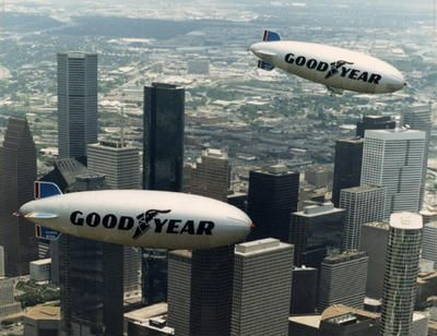 Rode the Goodyear Blimp (1986)