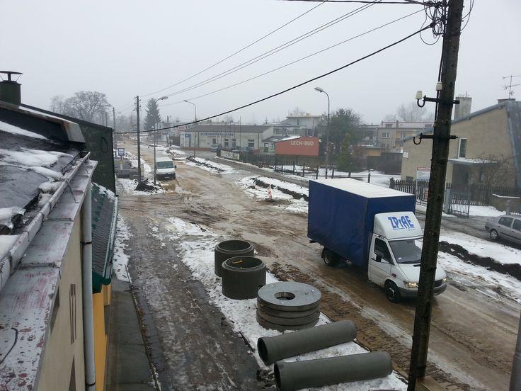 Remont ul. Warszawskiej Częstochowa , http://biuro-tk.pl