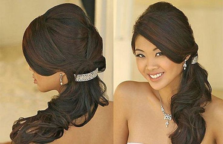 cute girls hair styles com best 25 low ponytails ideas on low ponytail 4785 | 3dabd2bbe4351e28295fccda4acff6de