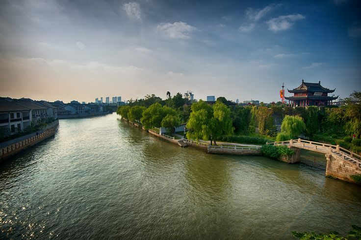 https://flic.kr/p/mvCEpx | Canal tour at Panmen Scenic Area, Suzhou, China