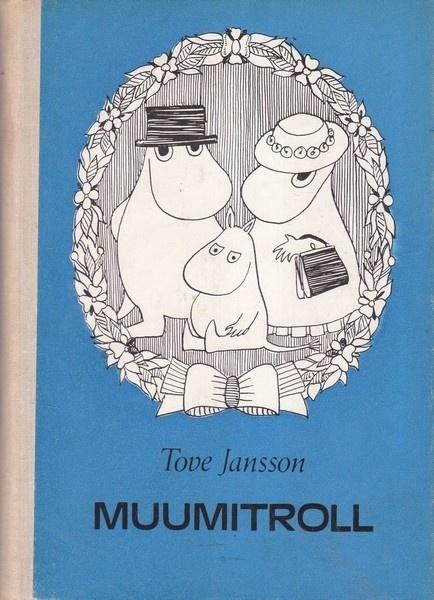 Moomintroll, Tove Jansson.