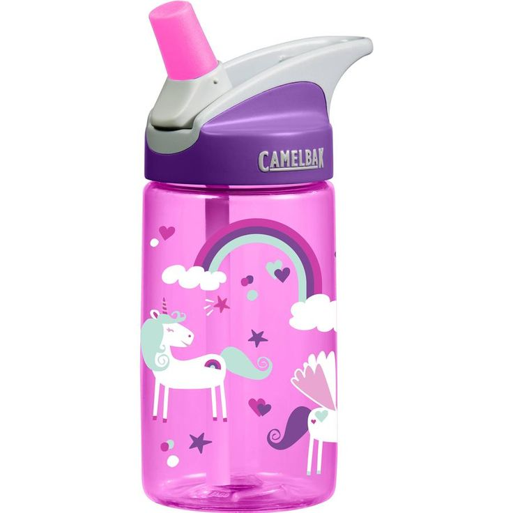 Camelbak Camelbak Kids Bottle (Unicorns) Bottles, Sippy Cups and Such at Real Baby