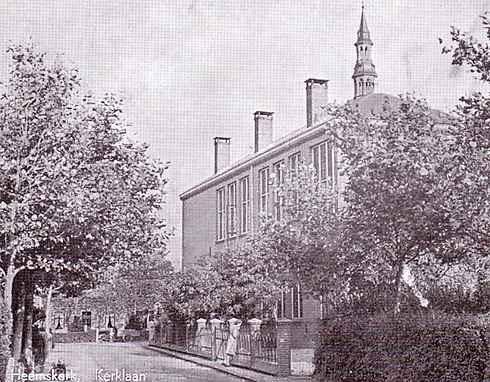 #School #Heemskerk  De Mariaschool