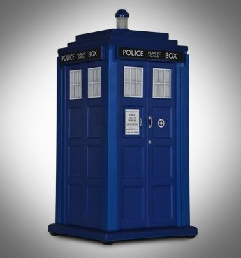 Scan.Co.UK Offers a Dr. Who Tardis PC for Sale - VR World