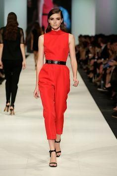 Fashion-savvy students to showcase their designs in the 2015 Melbourne Fashion Festival.