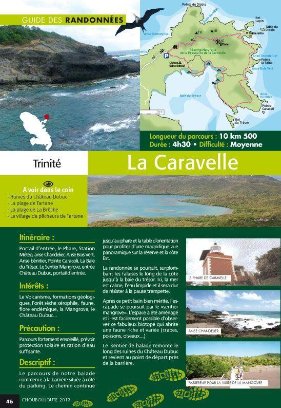 #Martinique #Randonnees La Caravelle