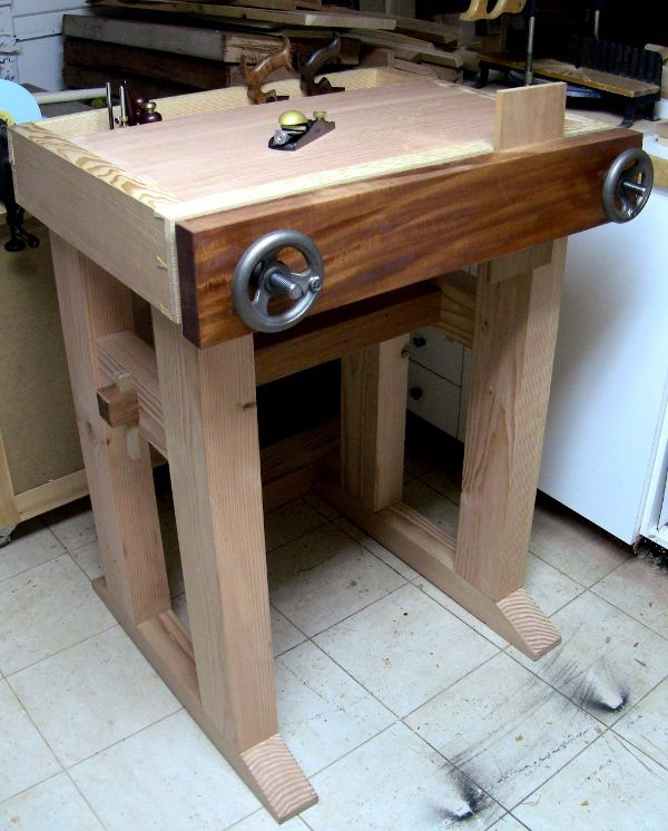 Best Workbenches Images On Pinterest Woodwork Woodworking